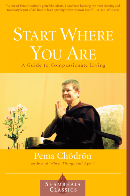 start where you are pema chodron